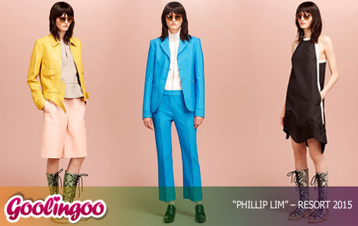 """Phillip Lim"" – Resort 2015"