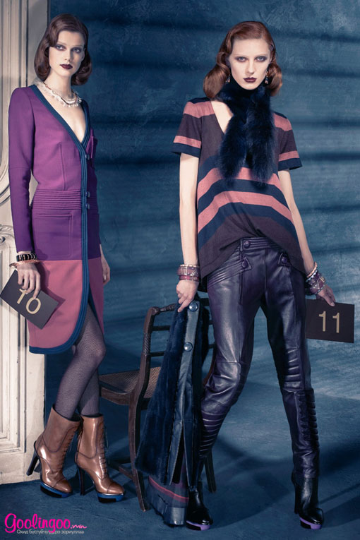 Louis Vuitton 2011 Look Book