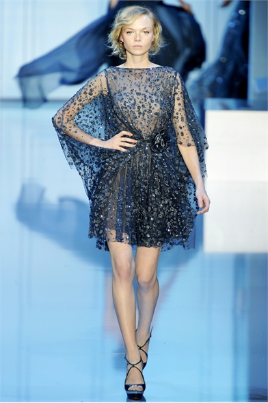 Paris Haute Couture Fashion Week Fall 2011-Ellie Saab