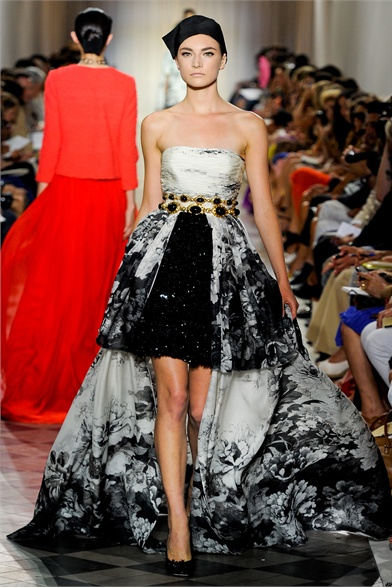 Paris Haute Couture Fashion Week Fall 2011-Giambatista Valli