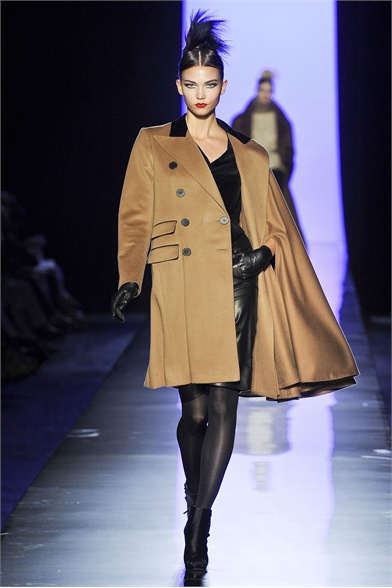 Paris Haute Couture Fashion Week Fall 2011-Jean Paul Gaultier