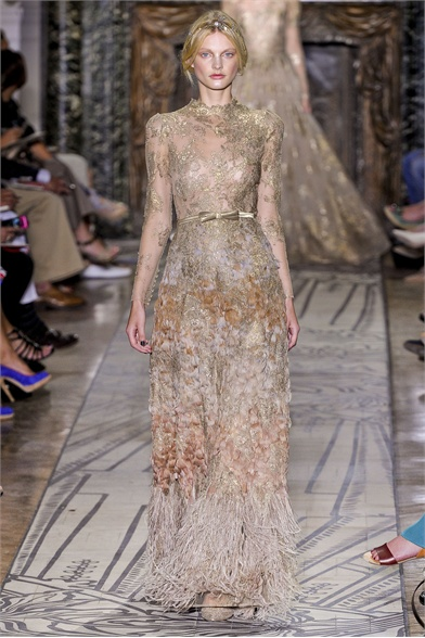 Paris Haute Couture Fashion Week Fall 2011-Valentino