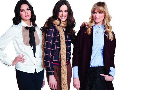 New Look-A/W 2011 lookbook