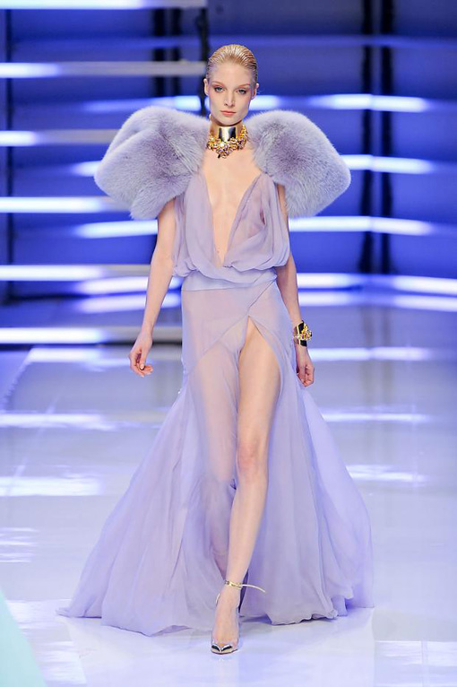 Alexandre Vaulthier for Paris Haute Couture 2012
